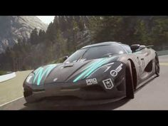 Exclusive video I #DRIVECLUB PS4 trailer - YouTube