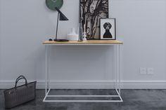Konsola Koga Desk, Furniture, Home Decor, Living Room, Console, Desktop, Decoration Home, Room Decor, Table Desk