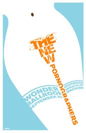 The New Pornographers by Dan Stiles