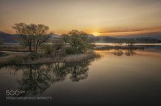 The sunrise by c1113 #landscape #travel