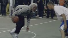 "Love the Pepsi Max campaign ""adventures of Uncle Drew"""