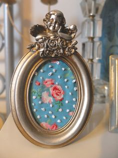 broderie Brooch, Accessories, Jewelry, Frames, Embroidery, Flowers, Jewlery, Jewerly, Brooches