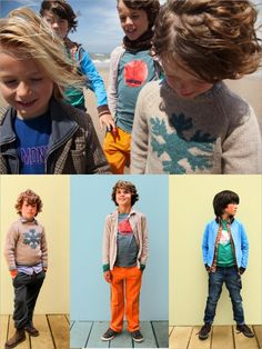 Bor*z winter 2012  Fall winter of Dutch Boys label Bor*z