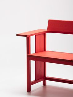 Konstantin Grcic is emphasizing experimental values in the design created for Mattiazzi
