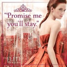 Promise me you'll stay
