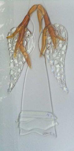 fused glass angels - Google-søk                                                                                                                                                                                 More