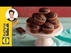 Víte, jak se dělají muffiny a co to je? Ukážeme vám, jak si udělat ty nejlepší domácí muffiny doma a jaké druhy si můžete přichystat. Lidl, Cupcakes, Breakfast, Sweet, Desserts, Youtube, Food, Morning Coffee, Candy