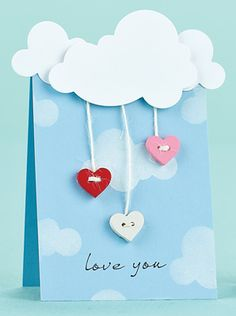 Ashbee Design: Ideas for Valentine Cards Die Cut Cards, Love Cards, Valentine Day Cards, Valentines, Tarjetas Diy, Heart Cards, Card Tags, Baby Cards, Creative Cards
