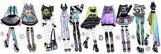 CLOSED -Precious Predator outfits by Guppie-Adopts.deviantart.com on @DeviantArt