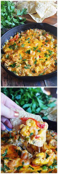 Cajun Shrimp Dip   Easy and Quick Recipes