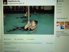 Aqua fitness in USA