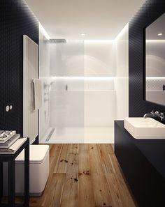 Shower like a SPA