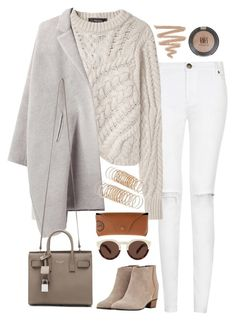 """Untitled#2979"" by fashionnfacts ❤ liked on Polyvore featuring Isabel Marant, Zero + Maria Cornejo, Golden Goose, Yves Saint Laurent, Forever 21, Illesteva, Ray-Ban and Topshop"