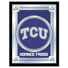 Use this Exclusive coupon code: PINFIVE to receive an additional 5% off the Texas Christian University Logo Mirror at SportsFansPlus.com