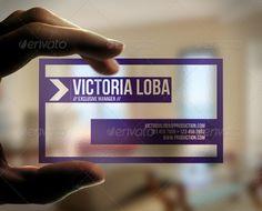 Unique clear Transparent Business Cards - http://www.bce-online.com/en