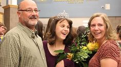 Teen With Cerebral Palsy Voted Homecoming Queen