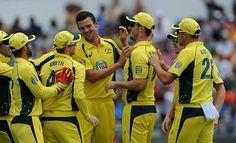 Australia Vs Sri Lanka 1st ODI Match Winner Scorecard Details