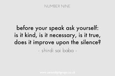 is it true is it necessary is it kind does it improve the silence - Google Search