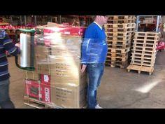 H. Clausen AS: LiteWrapper XT håndstrekkfilm dispenser med magnet...