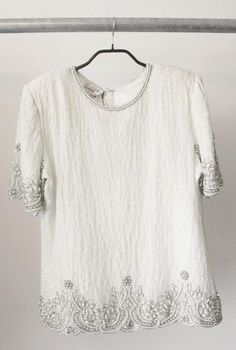 Vintage sequence top  Size L  Dkk 399,-  Available in Beware of Limbo Dancers