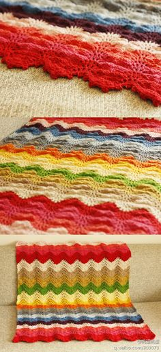 amazing crochet afghan