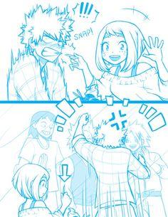 Kacchako Comic D part 2/ end