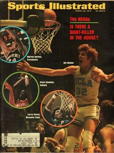 Sports Illustrated March 26 1973