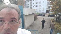 Am set in München - Sat 1 Produktion -Schicksale -karstenable - YouTube