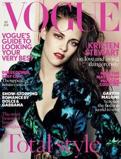 UK Vogue October 2012 : Kristen Stewart : Mario Testino