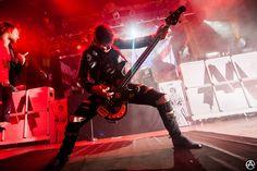 Sam Bettley -------------------------------- Denver, CO - Monster Outbreak Tour