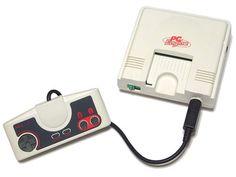 PCエンジン 1987年~ NECから発売された家庭用ゲーム機。
