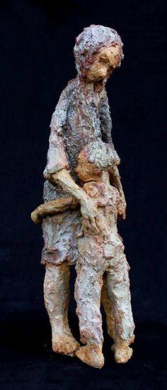 Jurga Martin: диалог со скульптурой не дает мне покоя...