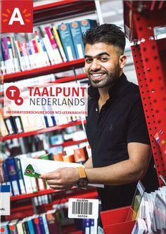 Taalpunt Nederlands : informatiebrochure voor NT2-leerkrachten