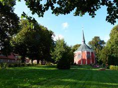 Wunderbarer Herbst in Mecklenburg Vorpommern   Schlosskapelle Griebenow (c) Frank Koebsch (2)