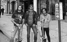 FASHION WEEK: NYC Power Trio To Release New LP Through Solar Flare Records In February; Band Confirms Southeast Tour // #SwitchBitchNoise #SBN