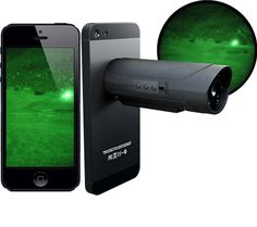 Night Vision device for your smartphone  , - ,   Snooperscope nig...