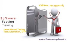 THINK IT Training Institute provide best software testing training in chennai with job placement .Learn Software testing with QTP, Automation test, Selenium, Load runner. To get more details: www.in/software-testing-training Manual Testing, Software Testing, Classroom Training, Training Courses, Chennai, Things To Think About, Web Design, Education, Learning