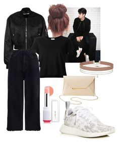 """""""Girl Version"""" by hailaariola on Polyvore featuring Givenchy, RE/DONE, Zimmermann, Charlotte Russe, adidas, Laneige and Miss Selfridge"""