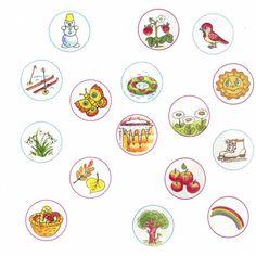 cheznounoucricri - Page 36 Seasons Activities, Elementary Spanish, Russian Language, Preschool Themes, Educational Toys, Worksheets, Crafts For Kids, Teaching, Homeschooling