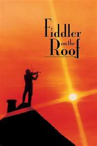 Fiddler on the Roof, 1971 - one of my all time favorites...especially since it was our senior play musical!