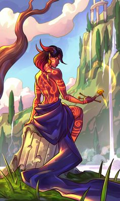 Fantasy Character Design, Character Concept, Character Inspiration, Character Art, Tattoo Character, Character Portraits, Dnd Characters, Fantasy Characters, Magic Tattoo