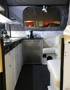 Ultimate Nexus camping trailer
