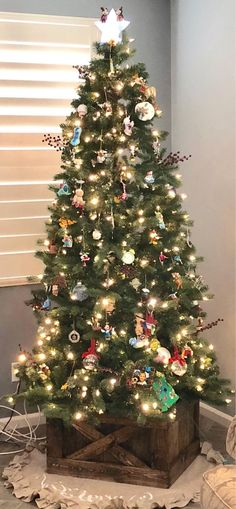 285 best Christmas tree images on Pinterest in 2018