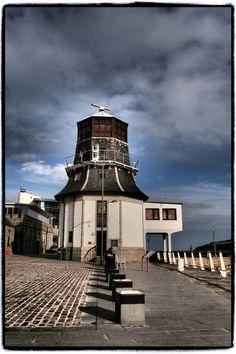 Old #Lighthouse at Footdee, #Aberdeen http://dennisharper.lnf.com/