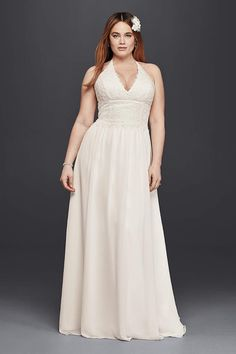 David's Bridal has a variety of beach & destination wedding dresses in short, casual, simple & plus size styles.