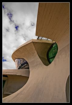 We're glad this has been Saved: TWA Terminal at JFK International Airport (Photo: Timothy Vogel)