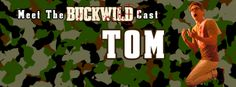 TOM'S Facebook cover.  http://facebook.com/buckwildmovie #zombies #zombiemovies #buckwildmovie