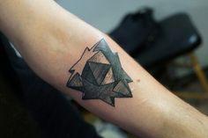 New twist on the star motif