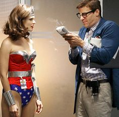 Bones - Booth and Brennan dressed for Halloween