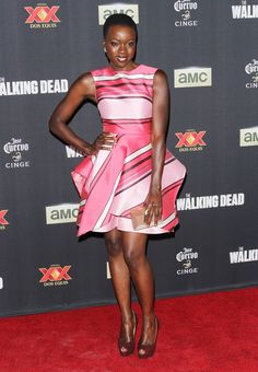 Backstage Snaps At The Essence Hollywood Luncheon Danai